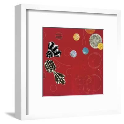 Red Velvet Delight I-Yafa-Framed Art Print