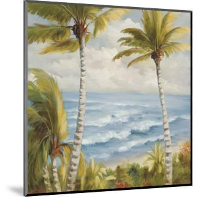 Seaside Escape-Marc Lucien-Mounted Art Print