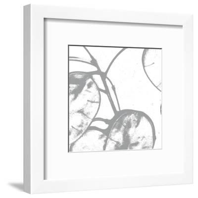 Silver Dollars I-Erin Clark-Framed Art Print