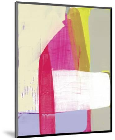 Side Step-Cathe Hendrick-Mounted Art Print