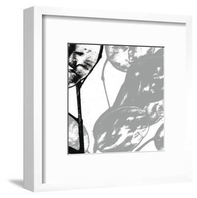 Silver Dollars VI-Erin Clark-Framed Art Print
