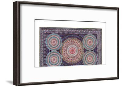 Slow Burn-Lawrence Chvotzkin-Framed Art Print
