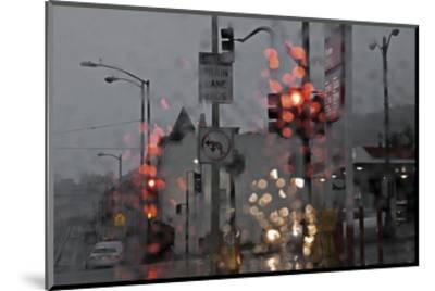 SF Early and Wet-David Lorenz Winston-Mounted Art Print