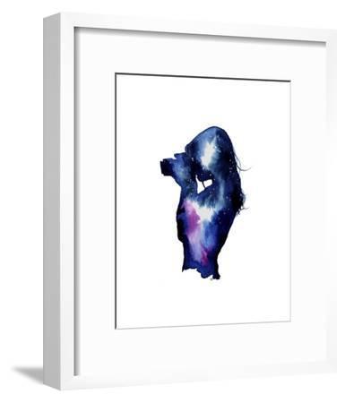 Shooting Stars-Jessica Durrant-Framed Art Print