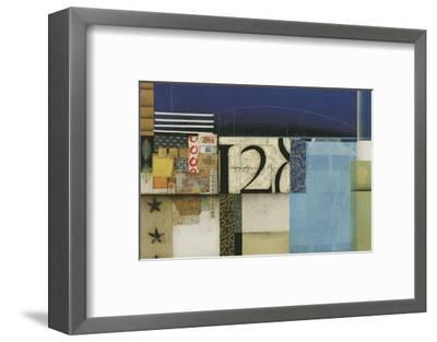 Silent Sea-Thomas Mccoy-Framed Art Print