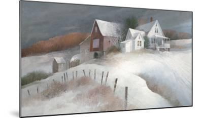 Shaker Mill Farm sw-Albert Swayhoover-Mounted Art Print