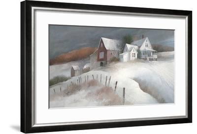 Shaker Mill Farm sw-Albert Swayhoover-Framed Art Print