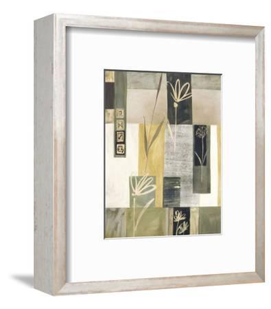 Spring Fragment-Muriel Verger-Framed Art Print
