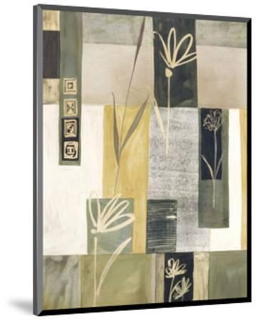 Spring Fragment-Muriel Verger-Mounted Art Print