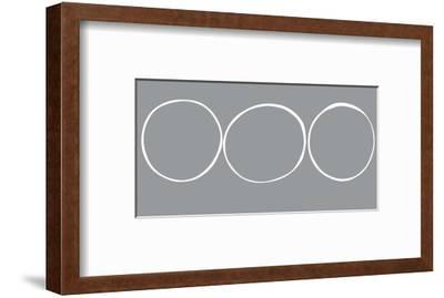 Stone VI-Denise Duplock-Framed Art Print