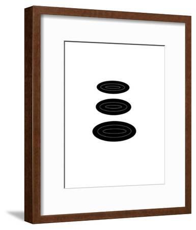 Stacked Universe-Dan Bleier-Framed Art Print