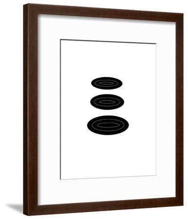 Stacked Universe-Dan Bleier-Framed Art Print