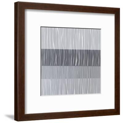 Strata-Denise Duplock-Framed Art Print