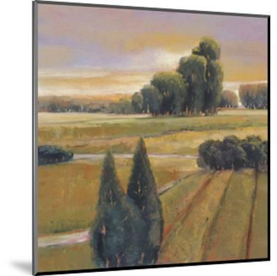 Summer Cypress-Adina Langford-Mounted Art Print