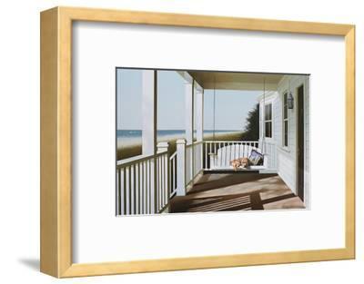 Swing Chair-Zhen-Huan Lu-Framed Art Print