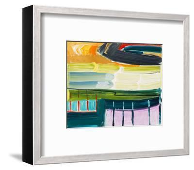 Sutro Trail Walk-Joan Davis-Framed Art Print