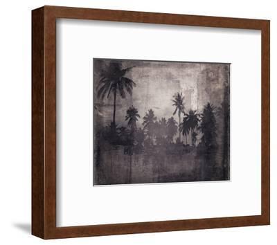 The Beach X-Sven Pfrommer-Framed Art Print