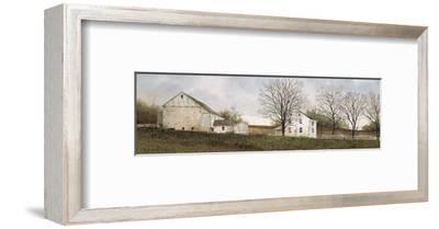 Tollgate-Ray Hendershot-Framed Art Print