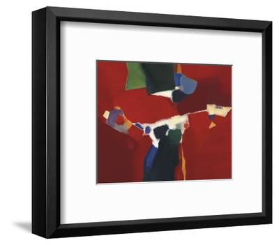 The Reach of Joy-Nancy Ortenstone-Framed Art Print