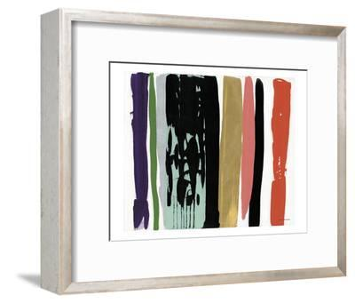 Tribe-Cathe Hendrick-Framed Art Print