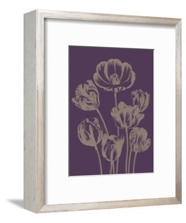 Tulip 13-Botanical Series-Framed Art Print
