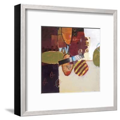 Varick Street-Derek Tucker-Framed Art Print