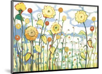 Watching the Clouds Go By-Jennifer Lommers-Mounted Art Print
