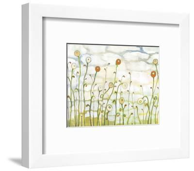 Watching the Clouds Go By No. 2-Jennifer Lommers-Framed Art Print