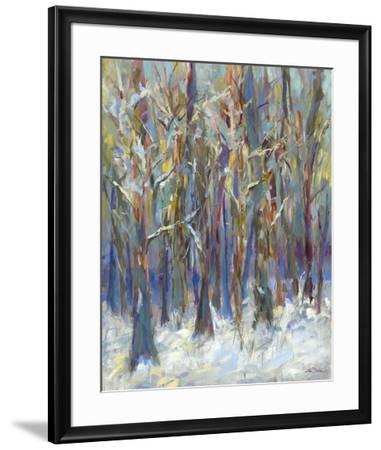 Winter Angels in the Aspen-Amy Dixon-Framed Art Print