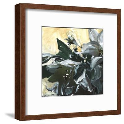 White Lilly-Stacey Wolf-Framed Art Print