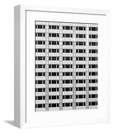 Window 77 HR-Jeff Pica-Framed Art Print