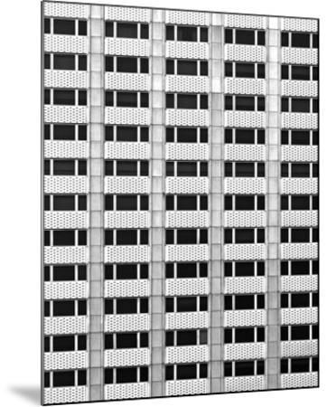 Window 77 HR-Jeff Pica-Mounted Art Print