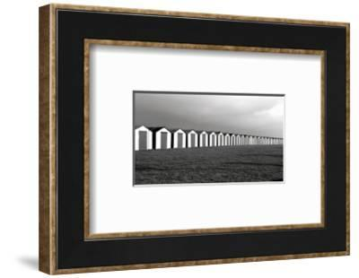 Your Place or Mine-Gill Copeland-Framed Art Print