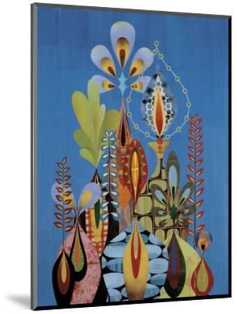 Evernia-Rex Ray-Mounted Art Print