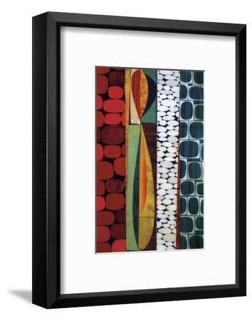 Flamenco-Rex Ray-Framed Art Print
