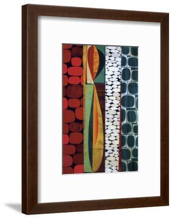 Flamenco-Rex Ray-Framed Art Print