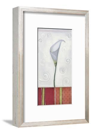 Floral Tapestry II-Elena Miller-Framed Art Print
