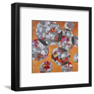 Forcing-Jim Dryden-Framed Art Print