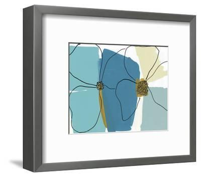 Flower Dance I-Cathe Hendrick-Framed Art Print
