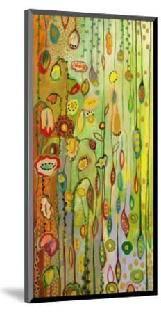 Garden Lights-Jennifer Lommers-Mounted Art Print