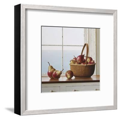 Fruit Basket-Zhen-Huan Lu-Framed Art Print