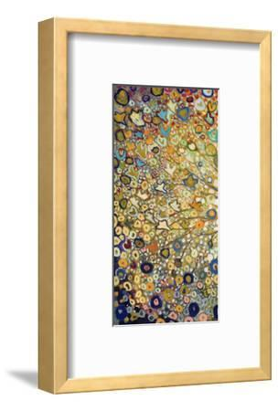 From Out of the Rubble (Part A)-Jennifer Lommers-Framed Art Print