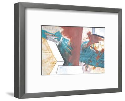 Gradual Clearing-Veronica Bruce-Framed Art Print