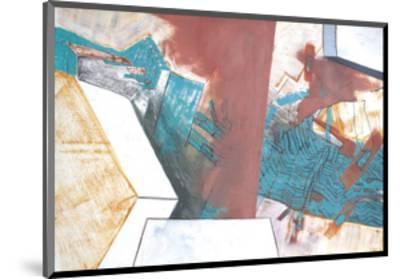Gradual Clearing-Veronica Bruce-Mounted Art Print