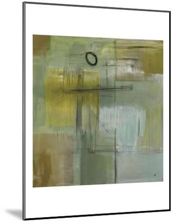 Halo I-Zae Ulrich-Mounted Art Print