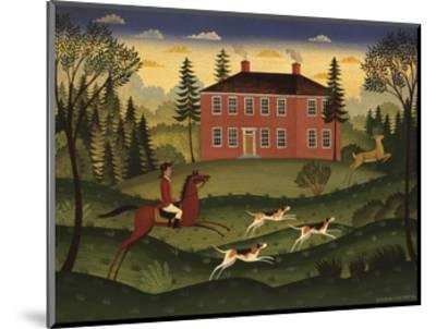 Hart Hunt-Diane Ulmer Pedersen-Mounted Art Print