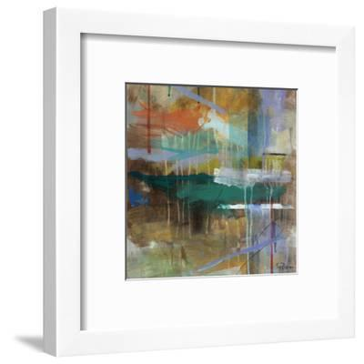 Iceland Browns III-Amy Dixon-Framed Art Print