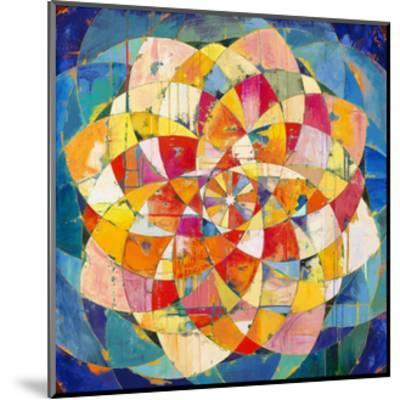 Imagine This Is Your Radiant Heart-James Wyper-Mounted Art Print