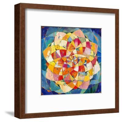 Imagine This Is Your Radiant Heart-James Wyper-Framed Art Print