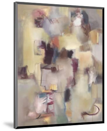 In The Mood-Nancy Ortenstone-Mounted Art Print